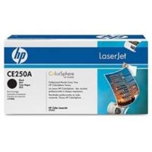 HP CE250A černý