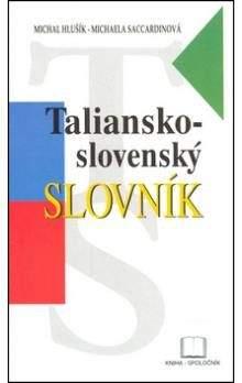 Michal Hlušík, Michaela Saccardinová: Taliansko-slovenský slovník