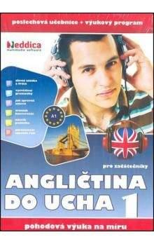 CD Angličtina do ucha 1 pro začátečníky