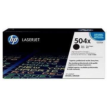 HP CE250X černý