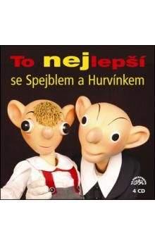 Helena Štáchová, Josef Skupa, Martin Klásek: To nejlepší se Spejblem a Hurvínkem 4CD - Helena Štáchová