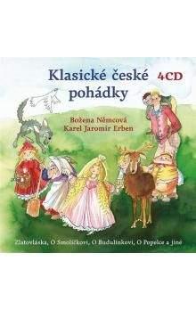 Karel Jaromír Erben, Božena Němcová: Klasické české pohádky (CD)