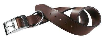 Ferplast VIP Collar kožený obojek vel. XL