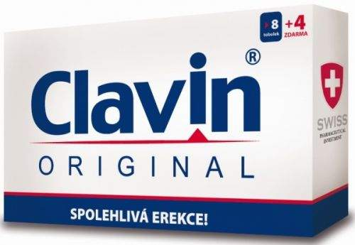 Clavin Original 8 tobolek