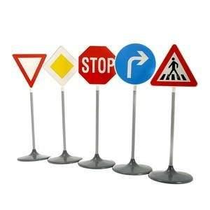 Klein Dopravní značky