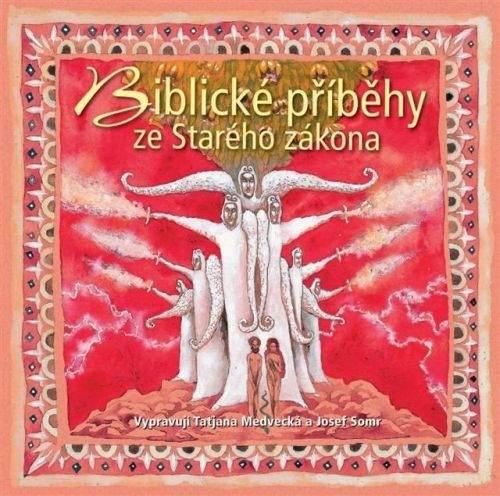 Ivan Olbracht: Biblické příběhy ze Starého zákona (CD)