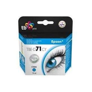 TB pro Epson T0712 Cyan