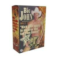 Tonga BIG JOHN - nafukovací panák