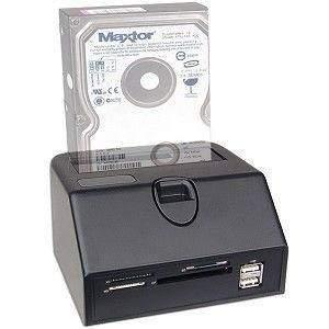 PremiumCord USB docking station media player