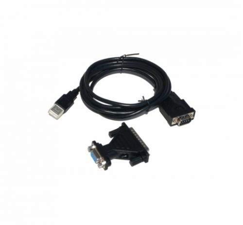 GEMBIRD Redukce USB-serial 1m 9 pin (com)