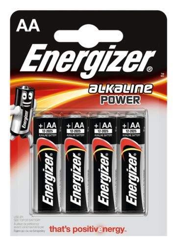 ENERGIZER Base Baterie LR06