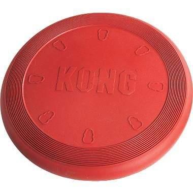 KONG hračka guma Létající talíř Kong