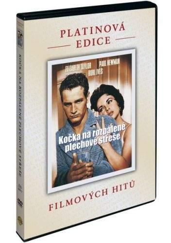 Magic Box Kočka na rozpálené plechové střeše - platinová edice DVD