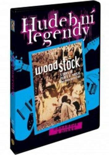 Magic Box Woodstock - bez české podpory DVD