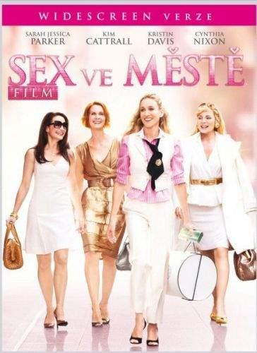 Magic Box Sex ve městě (FILM) DVD