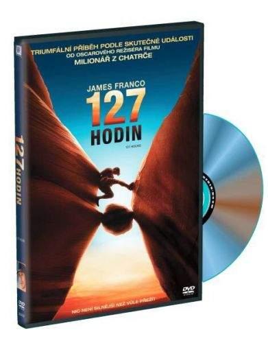 Bontonfilm 127 hodin [James Franco] (DVD)