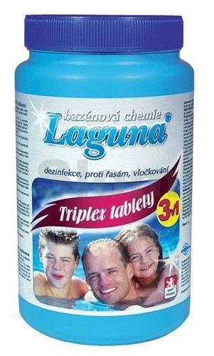 Stachema Kolín Bazénový dezinfekční přípravek do vody Tlaguna Triplex tablety 9