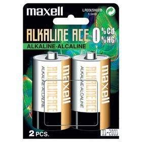MAXELL LR20 2BP ALK 2x D (R20)
