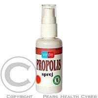 VIRDE spol. Propolis spray 50 ml