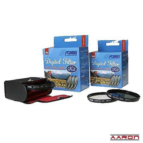 Fomei digital filter KIT 62mm UV/C-PL/ND4