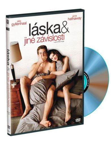 Bontonfilm Láska a jiné závislosti [Anne Hathaway, Jake Gyllenhaal] (DVD)