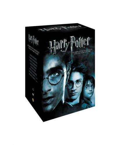 Magic Box Harry Potter 1-7 kolekce - 16xDVD (český dabing) DVD