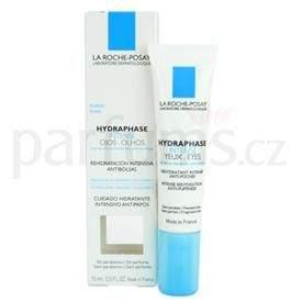 La Roche-Posay Hydraphase oční krém proti otokům (Eyes Intense Rehydration Anti-Puffiness) 15 ml