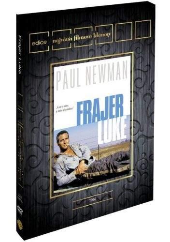 Magic Box Frajer Luke (PaulNewman) (DVD) - edice filmové klenoty DVD