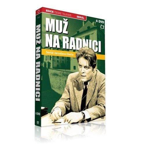 DVD Muž na radnici - 11 DVD