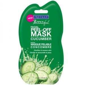 Freeman Slupovací okurková maska (Facial Peel-Off Mask Cucumber) 15 ml