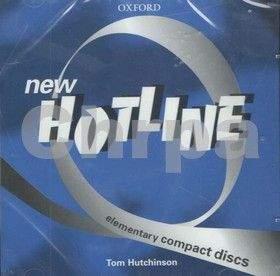 Tom Hutchinson: New hotline elementary class audio CDs 2