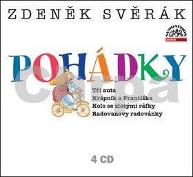 Zdeněk Svěrák: Svěrák Zdeněk - Pohádky 4CD