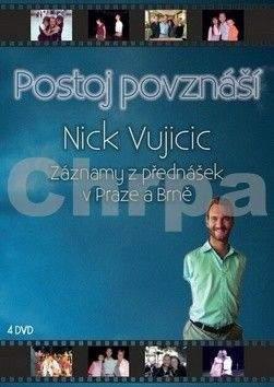 Nick Vujicic: DVD-Postoj povznáší