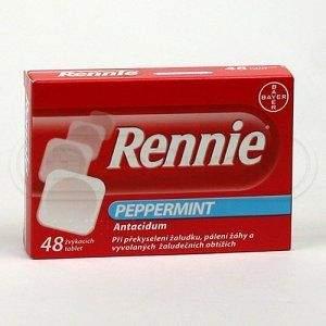 Rennie 48 tablet
