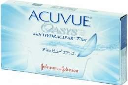 Johnson & Johnson Acuvue Oasys (6 čoček)