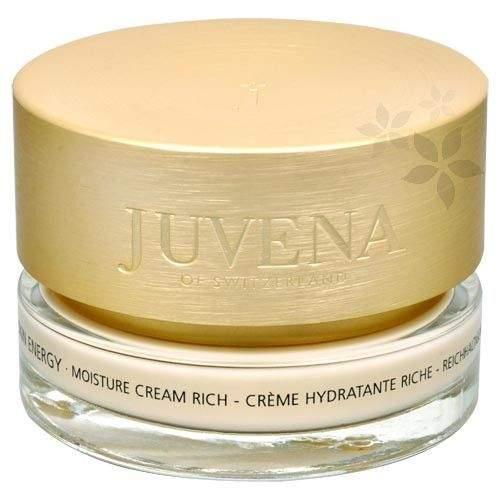 Juvena Denní a noční hydratační krém výživné konzistence pro suchou až velmi suchou pleť Skin Energy (Moisture Cream Rich) 50 ml