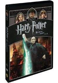 Harry Potter a Relikvie smrti - 2. část DVD