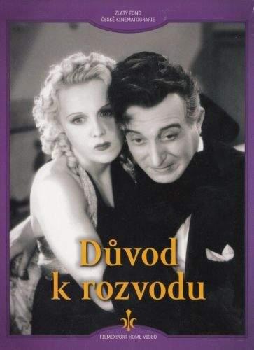 Důvod k rozvodu - DVD (digipack)