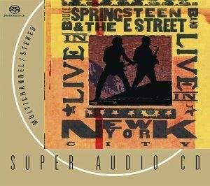 SPRINGSTEEN, BRUCE, & THE E ST: LIVE IN NEW YORK CITY DVD