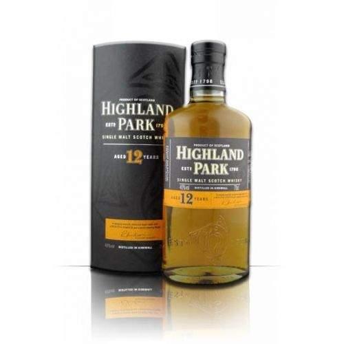 Highland Park 12 let 0,7 L