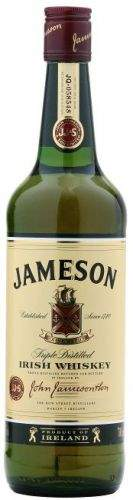JAMESON IRISH WHISKY 0,7 L