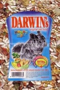Darwins Happy Mix činčila 500 g