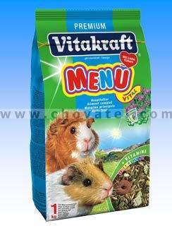 Vitakraft Menu Vital guinea pigs ASB 1 kg