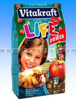 Vitakraft Life Power for Guinea Pigs 600 g