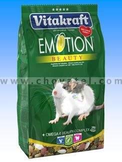 Vitakraft Emotion Beauty rat 600 g