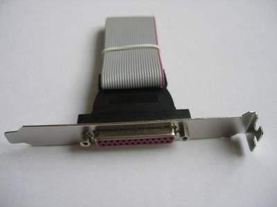 GIGABYTE LPT port 40 cm záslepka