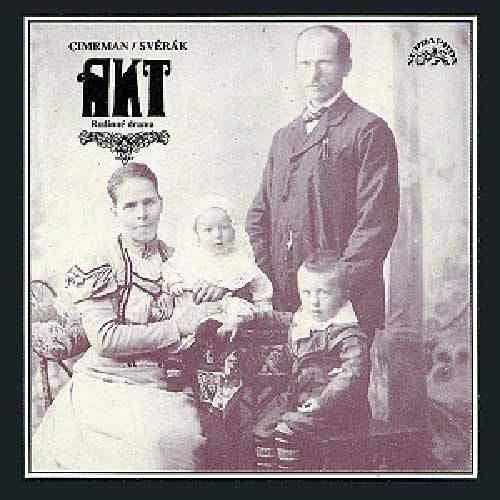 Divadlo Járy Cimrmana: Divadlo J.C. - Akt - CD - Divadlo Járy Cimrmana