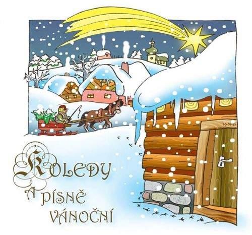 CD Koledy a písně vánoční