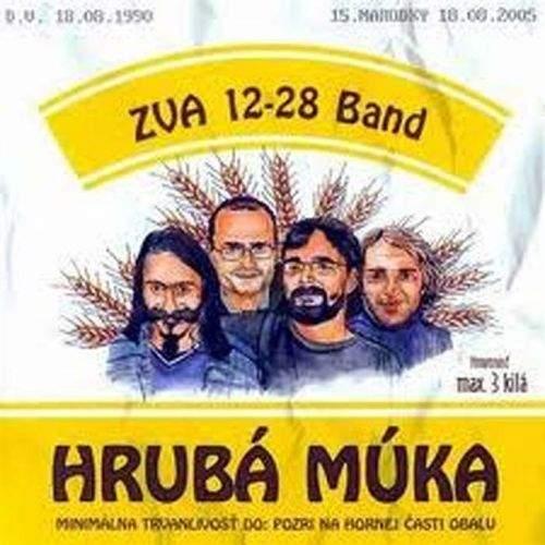 ZVA 12-28 Band - Hrubá múka