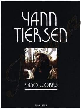 Ricordi Tiersen Yann   Klavírní skladby (1994-2003)   Noty